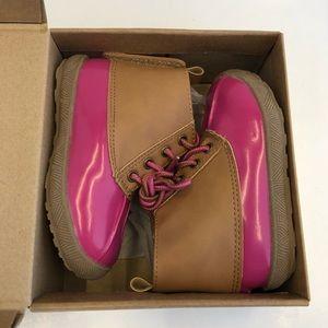 Natural Steps Ricki Infant-Toddler Boots